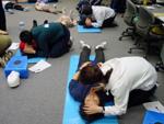 CPR資格認定講習会