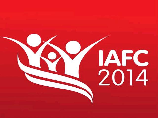 IAFC'14 ロゴマーク