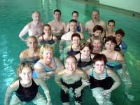 5月/バーレン医療教育センター水中運動コース(バッドラガーズ・スイス)