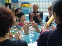水中マッサージ 6