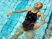 ハーフディ講習会 水泳へのアクア 6