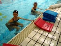 ハーフディ講習会 水泳へのアクア 4