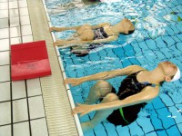 ハーフディ講習会 水泳へのアクア 3