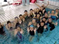 ハーフディ講習会 水泳へのアクア 9