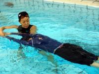 ハーフディ講習会 水泳へのアクア 7