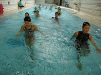 ハーフディ講習会 水泳へのアクア 1