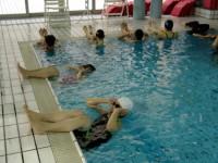 ハーフディ講習会 水泳へのアクア 8