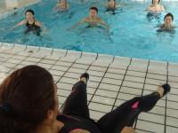 4 水中 4