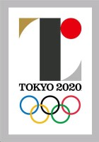 7月 東京オリンピック ロゴ 1