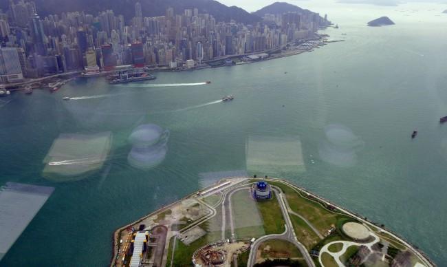10月 香港 2