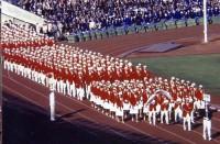 1964年 東京オリンピック 開会式