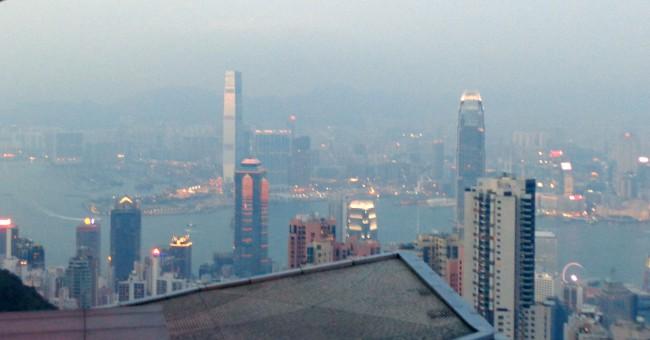 10月 香港 1